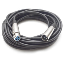 SADMX25 - 25 Foot Premium Heavy Duty DMX Cable