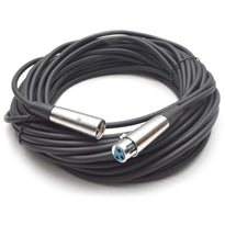 SADMX50 - 50 Foot Premium Heavy Duty DMX Cable
