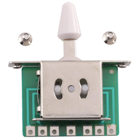 5 Way Toggle Switch Pickup Selector for Tele Strat Style Guitars