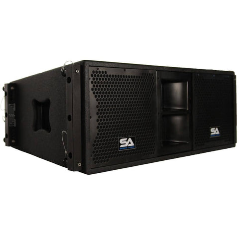 SALA-210 - Passive 2x10 Line Array Speaker with Dual Compression Drivers