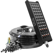 SALS-32x8x150 - 32 Channel 150' Snake Cable (XLR & TRS Returns)