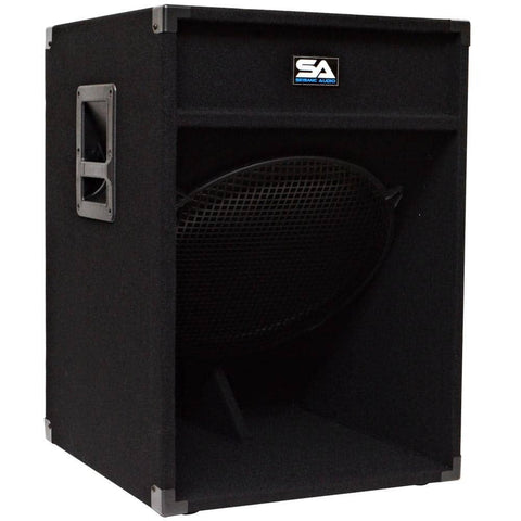 "18"" Down Firing Pro Audio Subwoofer Cabinet"