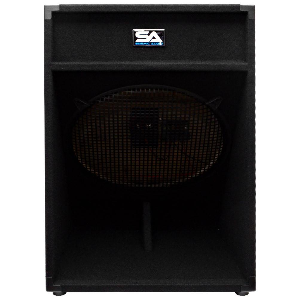 18 Quot Empty Subwoofer Bass Cabinet Down Firing 18 Inch Sub