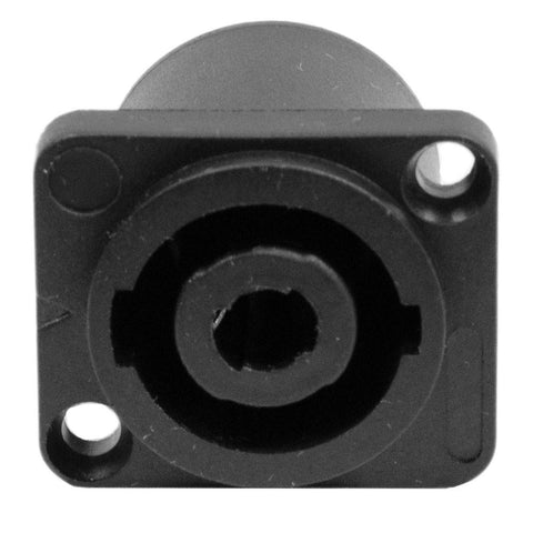 SAPT223 - 2 Pole Speakon Panel Mount Connector