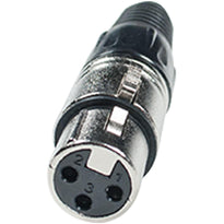 SAPT12F - 3 Pin XLR Female Connector