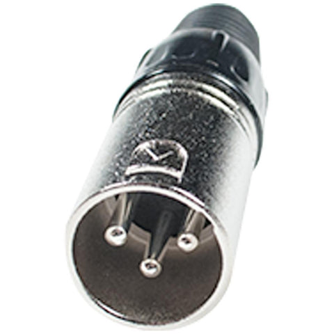 SAPT12M - 3 Pin XLR Male Connector