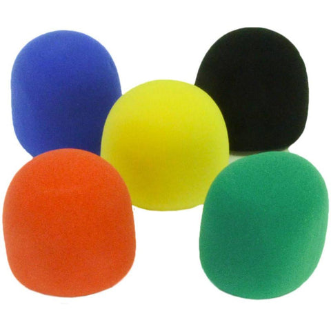 SAPT19 - 5 Pack Microphone Windscreens
