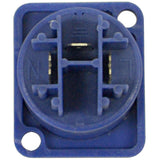 SAPT231 - Panel Mount Power Cable Receptacle (5 Pack)