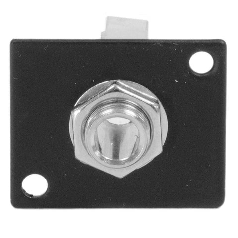 "SAPT257 - 1/4"" Mono Female Panel Mount Connector - 2 Conductor"