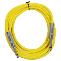 SASTSX-10 - Yellow 10 Foot TS Patch Cable