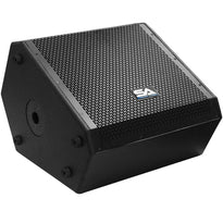 SAX-15M-PW - Powered Compact 15 Inch 2 Way Coaxial Floor / Stage Monitor with Titanium Horn