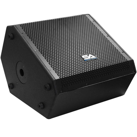 SAX-15M - Compact 15 Inch 2 Way Coaxial Floor / Stage Monitor with Titanium Horn
