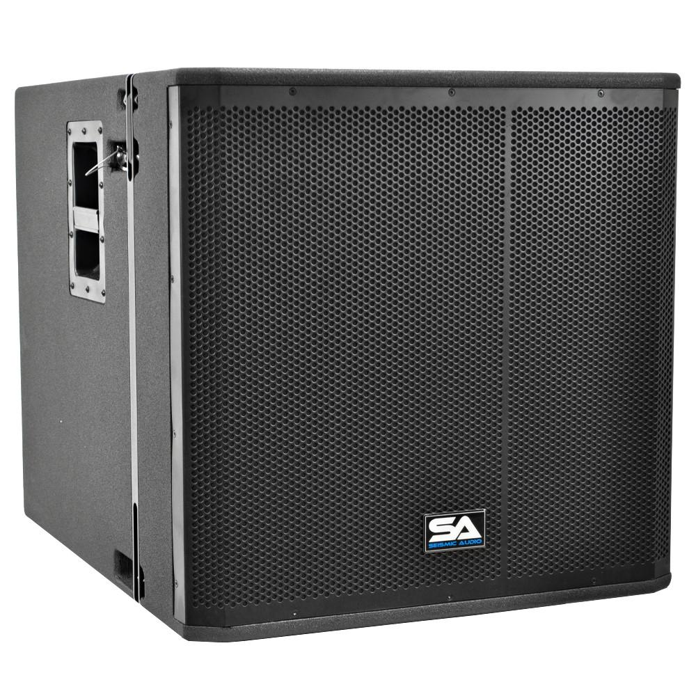 Powered 18 Inch Line Array Subwoofer Active Line Array