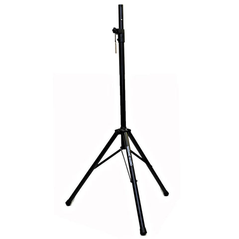 "Tripod Speaker Stand - Fits 1 1/2"" and 1 3/8"""