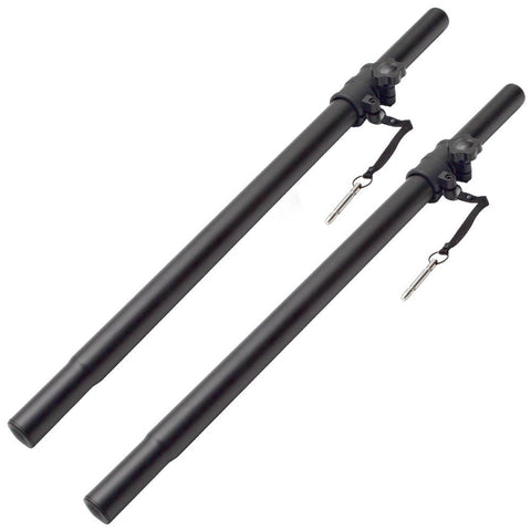 Pair of Subwoofer Pole Stands