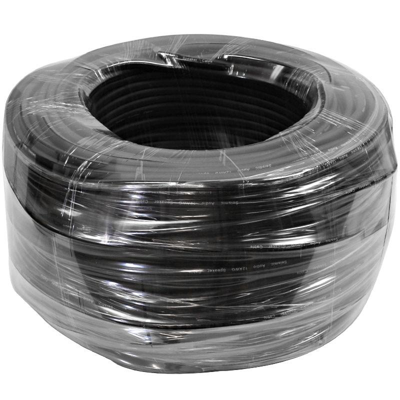 500 Feet of 12 Gauge 2 Conductor Speaker Cable - 12AWG