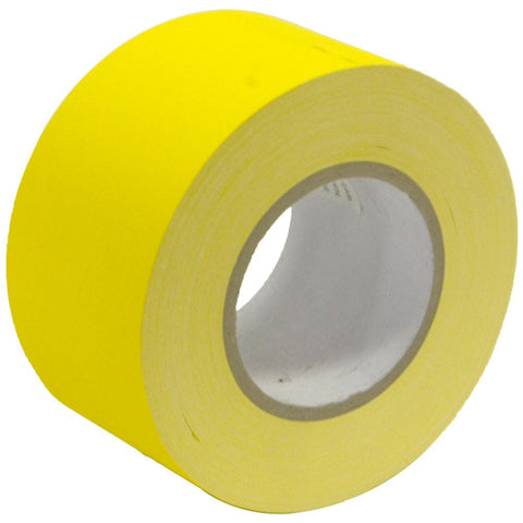 Gaffer's Tape - Yellow - 3 inch