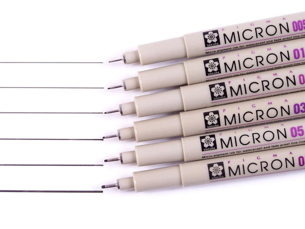 How to protect your Micron Pigma Pens