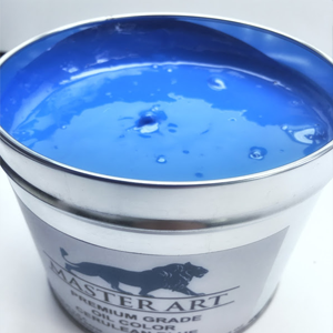 Cerulean Blue oil Paint