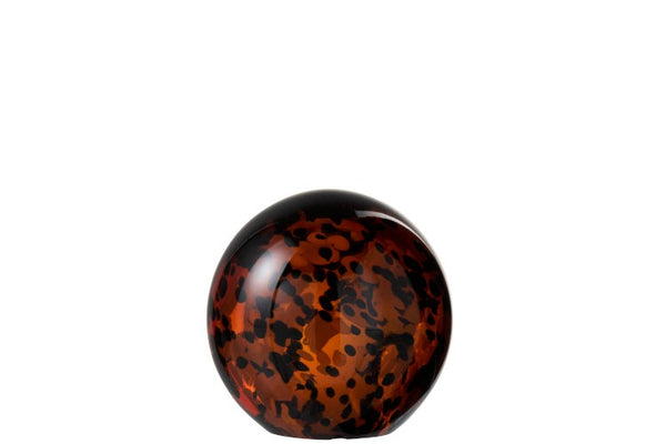 Animal Print Crystal Ball - Small