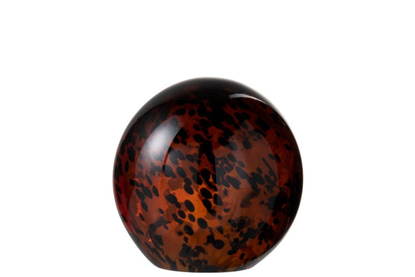 Animal Print Crystal Ball - Medium