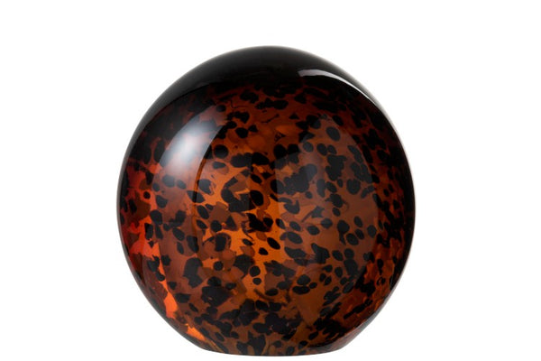 Animal Print Crystal Ball - Large