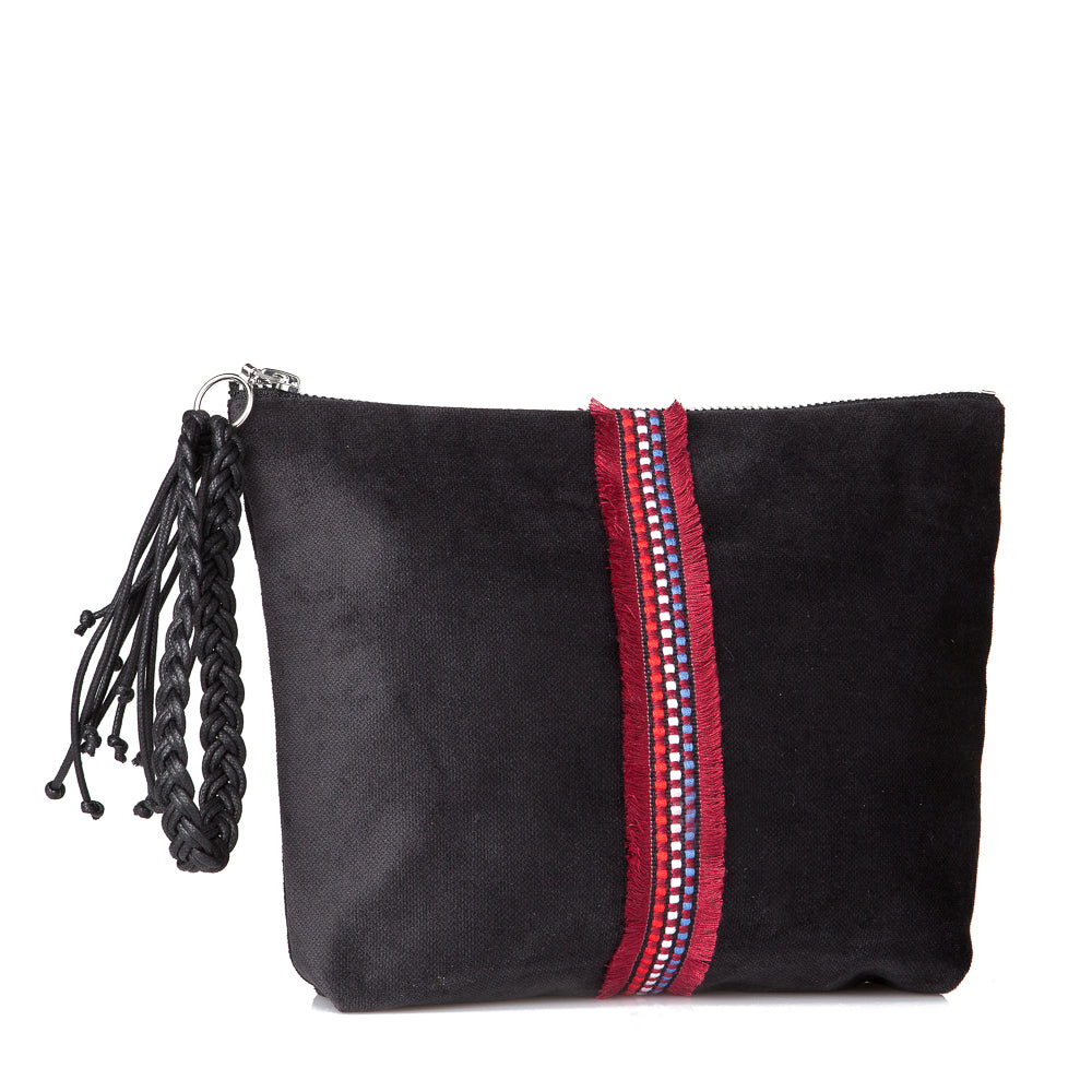 Small Lia pouch - Black