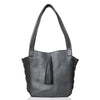 Anais Shoulder Bag - Grey