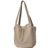 Anais Shoulder Bag -Beige