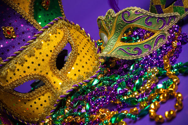Six Ways to Add Mardi Gras Flavor to Your Home