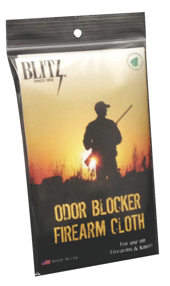 Private Label Odor Blocking Firearm Cloth