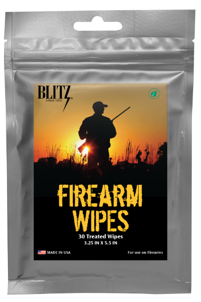 Private Label Firearm Wipes