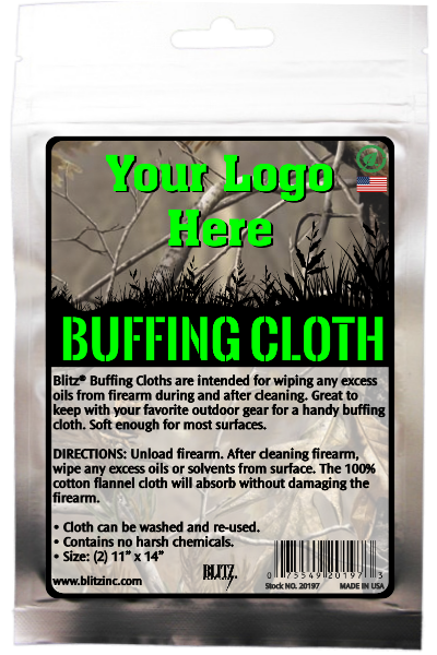 Private Label Buffing Cloths