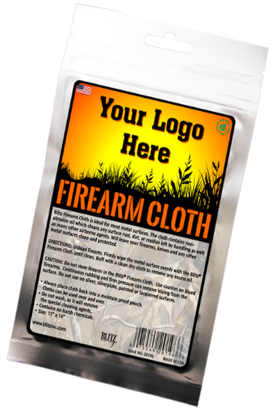 Private Label Firearm Cloth (L)