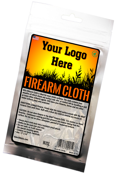 Private Label Firearm Cloth (XL)