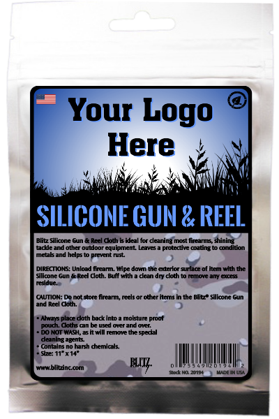Private Label Gun & Reel Cloth