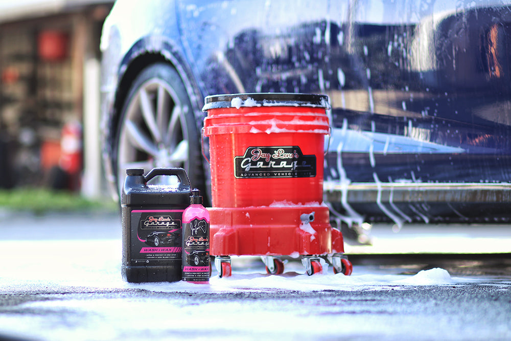 What Kind Of Soap To Wash A Car >> 4 Things To Look For When Choosing A Car Wash Soap Leno S