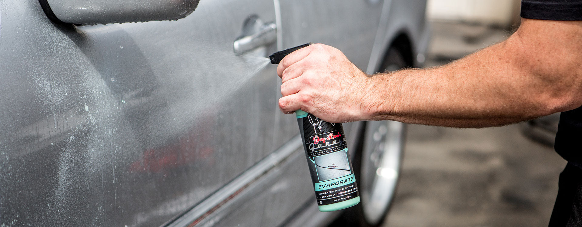 Water Activated Car Paint Sealant
