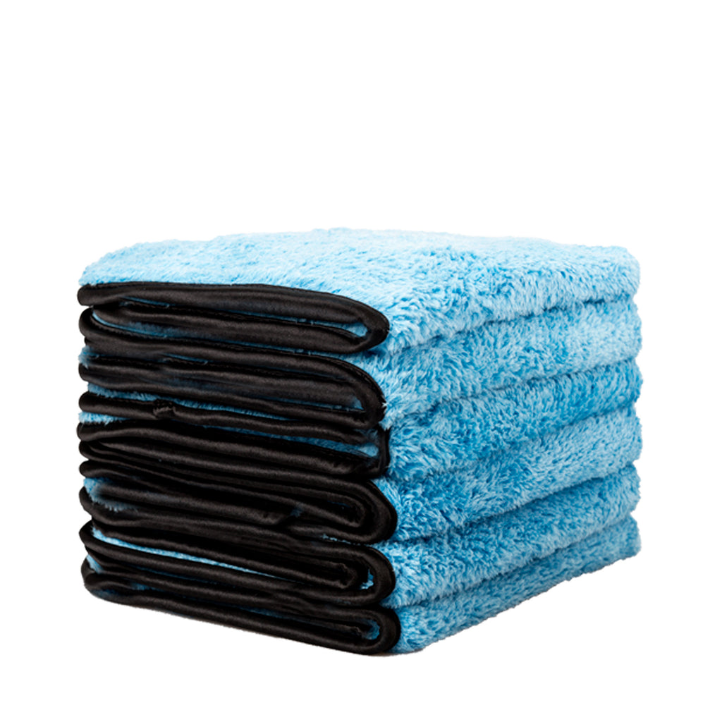 Plush Microfiber Towel 6-Pack