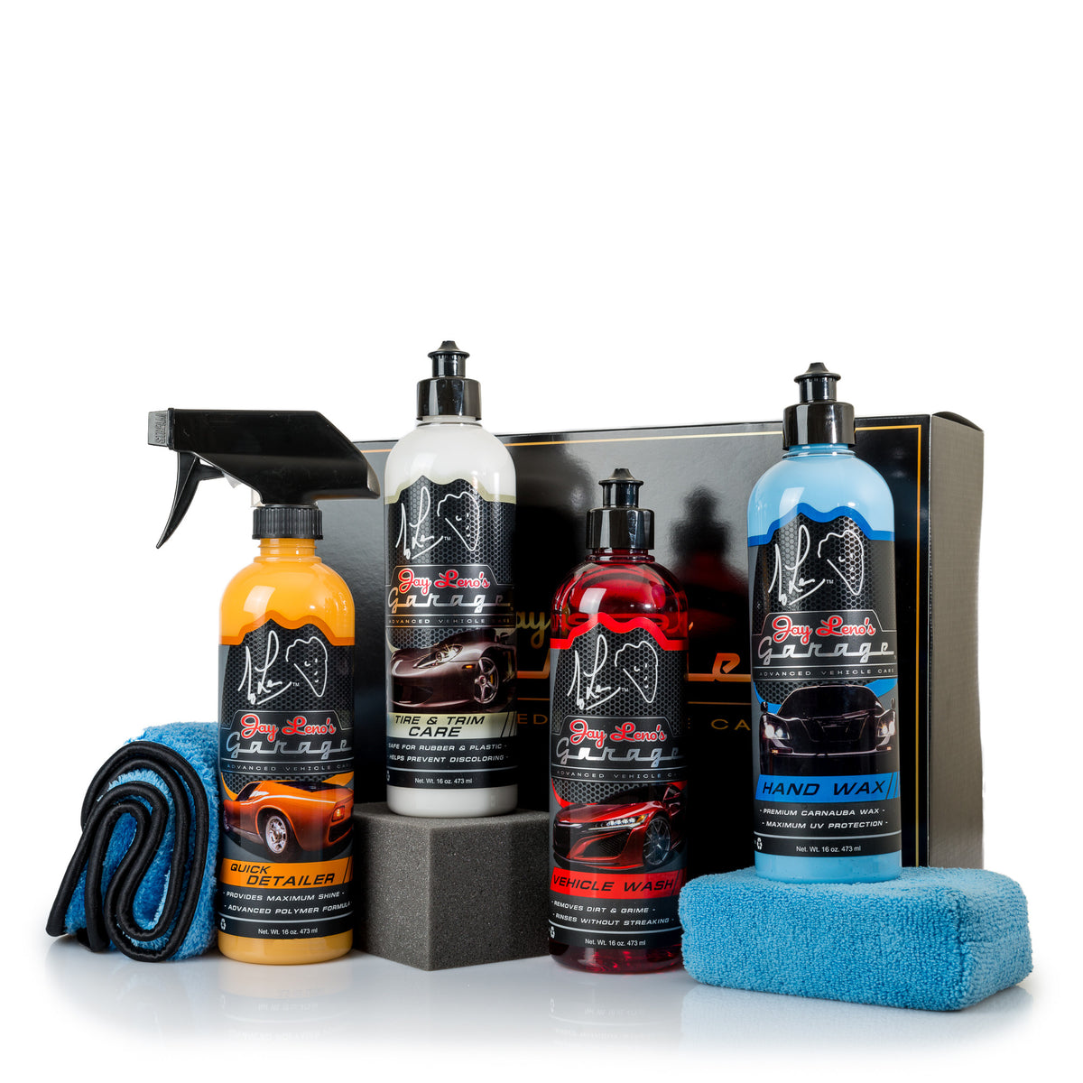 Vehicle Care Kit