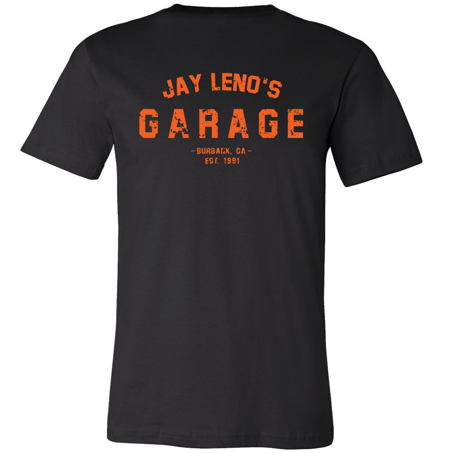 JLG Old School Tee (Black)