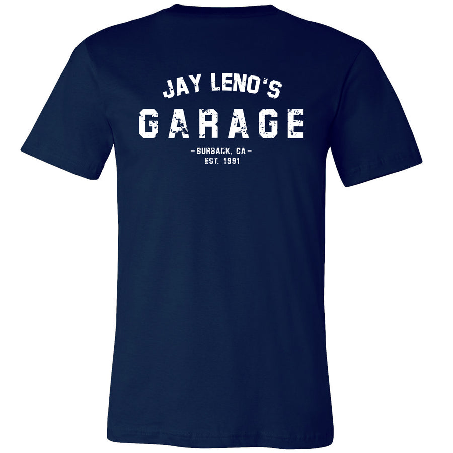 JLG Old School Tee (Navy)