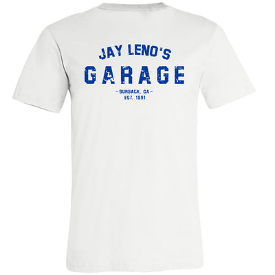 JLG Old School Tee (White)