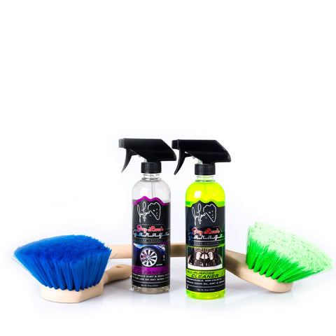Total Wheel Cleaning Combo Kit