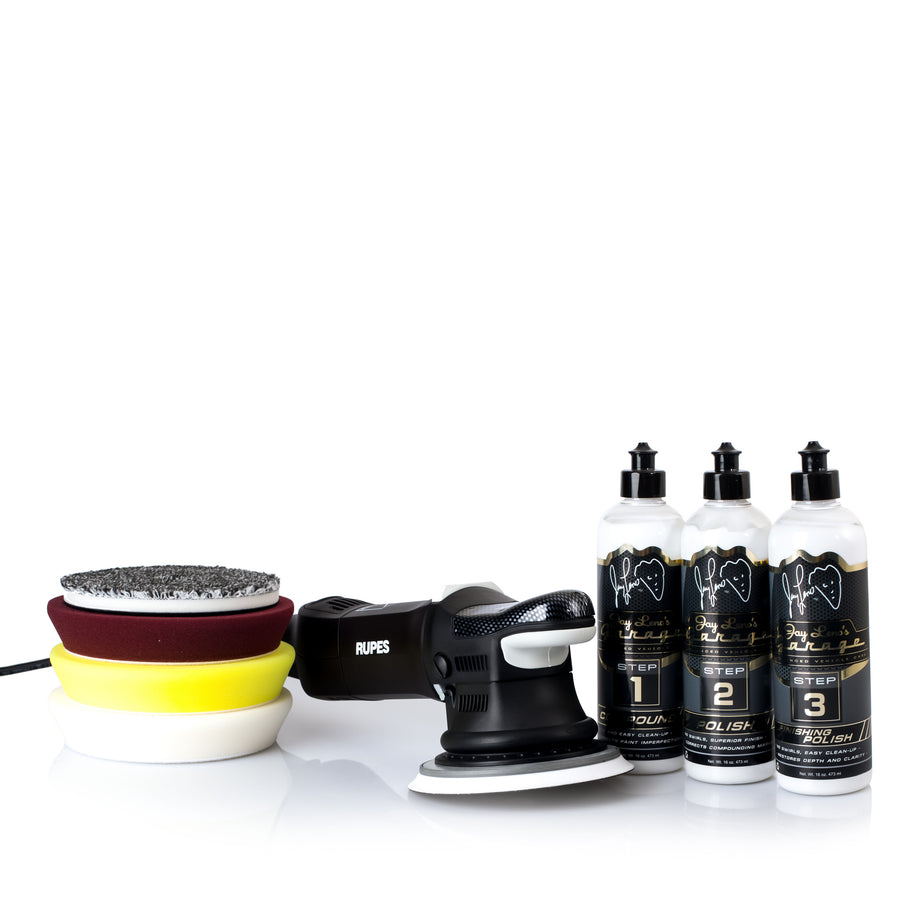 "Rupes 6"" Complete Polishing Kit"