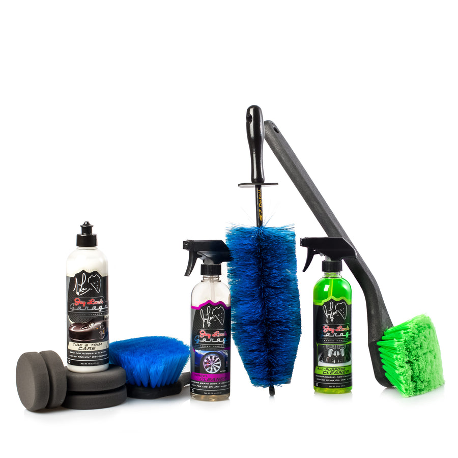 Deep Clean & Shine Wheel Bundle