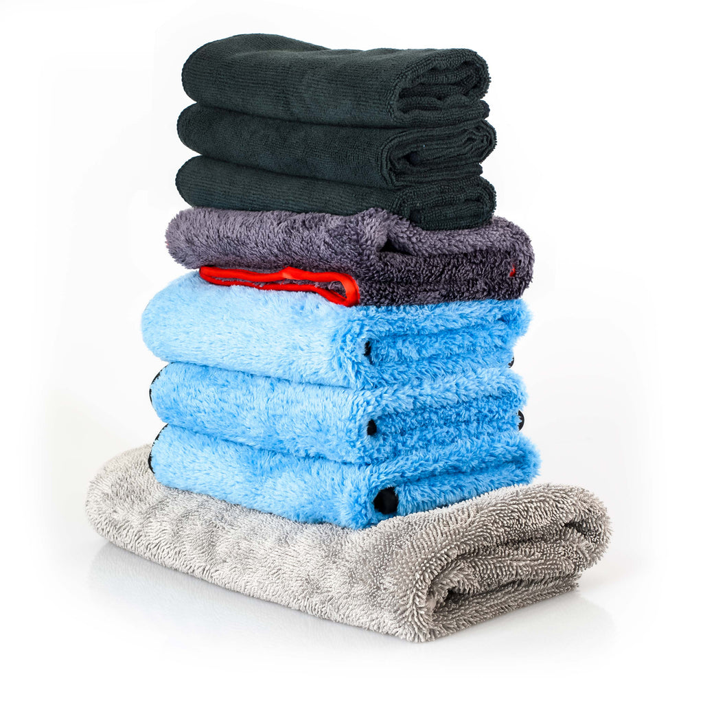 Largest Microfiber Towel: Large Microfiber Towel Kit