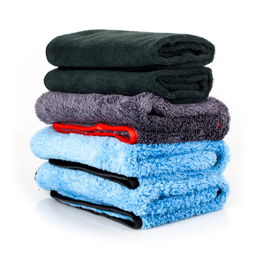 Small Microfiber Towel Kit