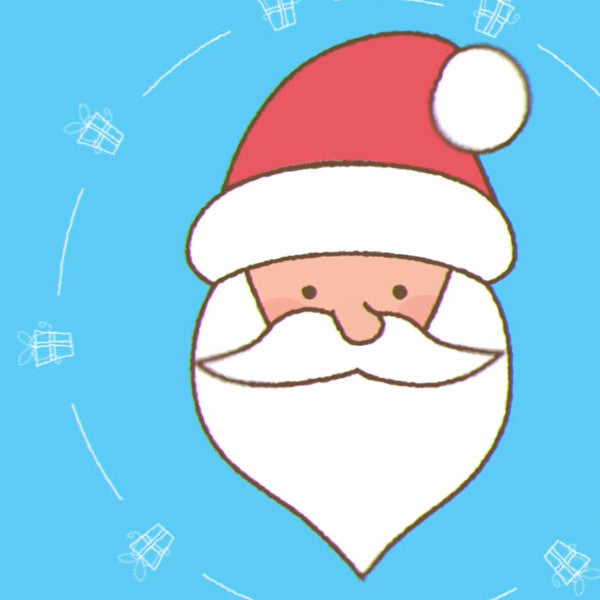 Fun Icon Christmas Card