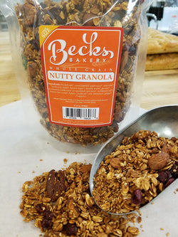 Nutty Granola - Family Size  (Curbside Pick-up Only)